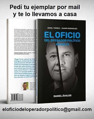 El oficio del operador político en Salta - Daniel Ávalos